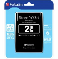 Verbatim Store N Go 2TB